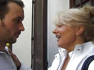 FRENCH PORN 2 anal grown-up old lady milf groupsex