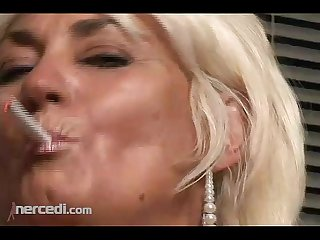 Dana Hayes Foot Rag Blue-blooded Mature