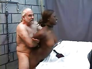 interracial old and young