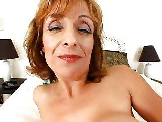 mature chubby mamma anal slut