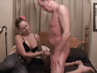 Shannon - Makes an old pervert scrounger cum