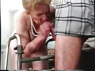 granny 75years overdue fucking